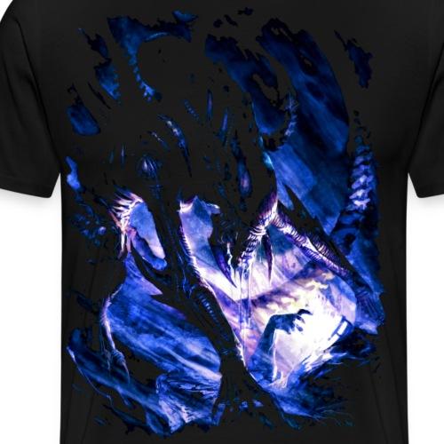 Alien Monster - Men's Premium T-Shirt