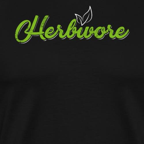 Herbivore - Men's Premium T-Shirt