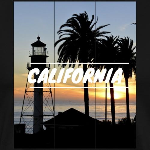 California - Men's Premium T-Shirt