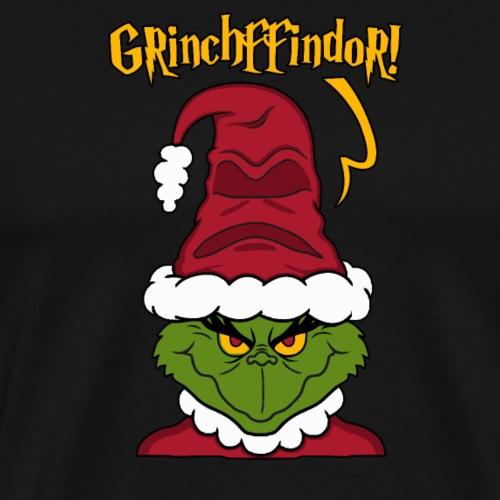Grinchffindor - Men's Premium T-Shirt