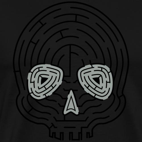 Amazing Skull - Men's Premium T-Shirt