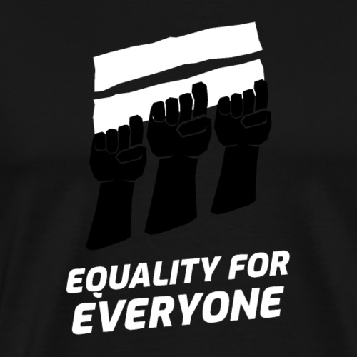 equal rights movement - Men's Premium T-Shirt