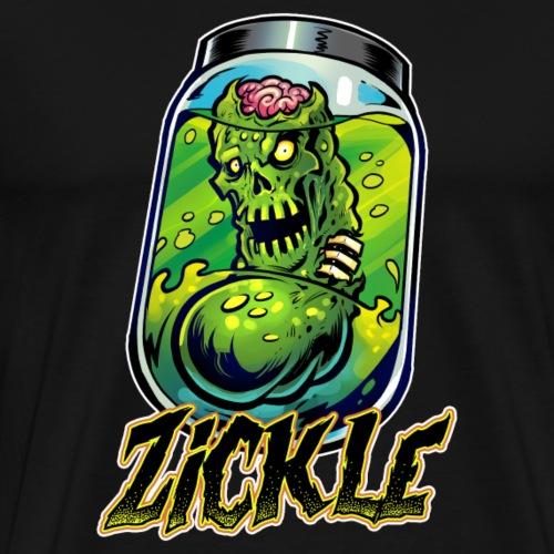 Zickle [Variant] - Men's Premium T-Shirt
