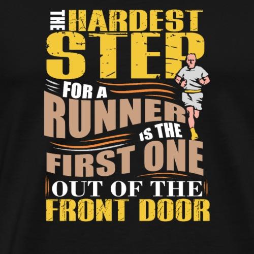 RunningMotivation - Men's Premium T-Shirt
