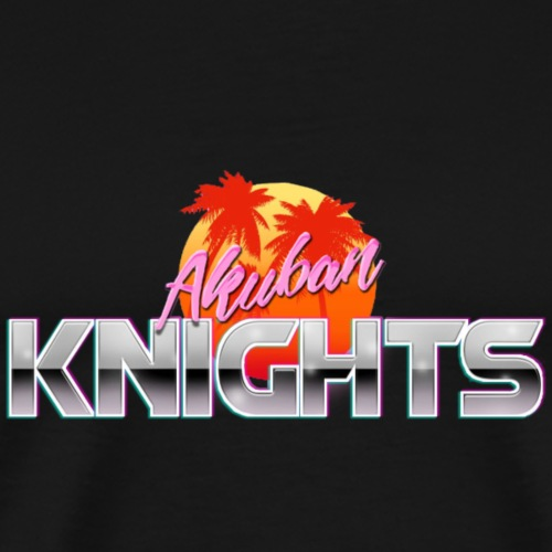 Akuban Knights - Men's Premium T-Shirt