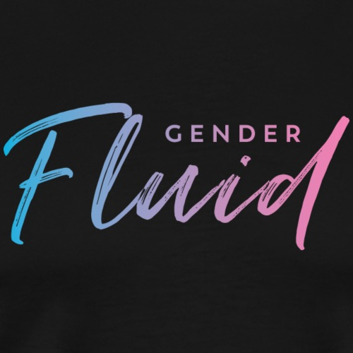 GenderFluid - Men's Premium T-Shirt