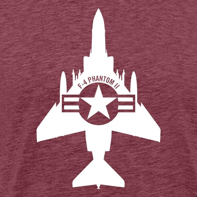 F-4 Phantom II Military Fighter Jet Airplane