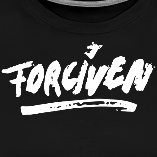 Forgiven - Men's Premium T-Shirt