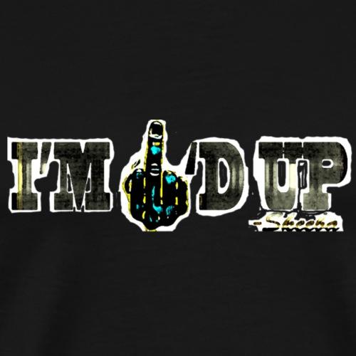 Skeeba I'm F'd Up Design (NEW) - Men's Premium T-Shirt