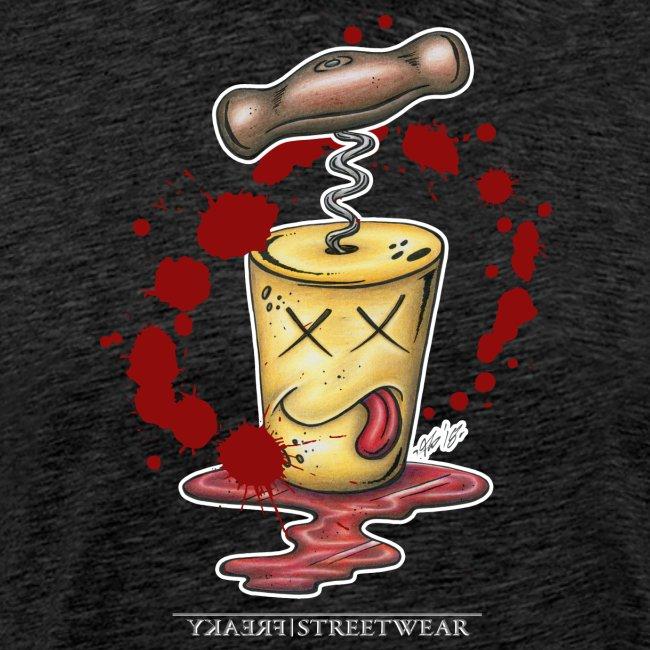 murdered redwine cork