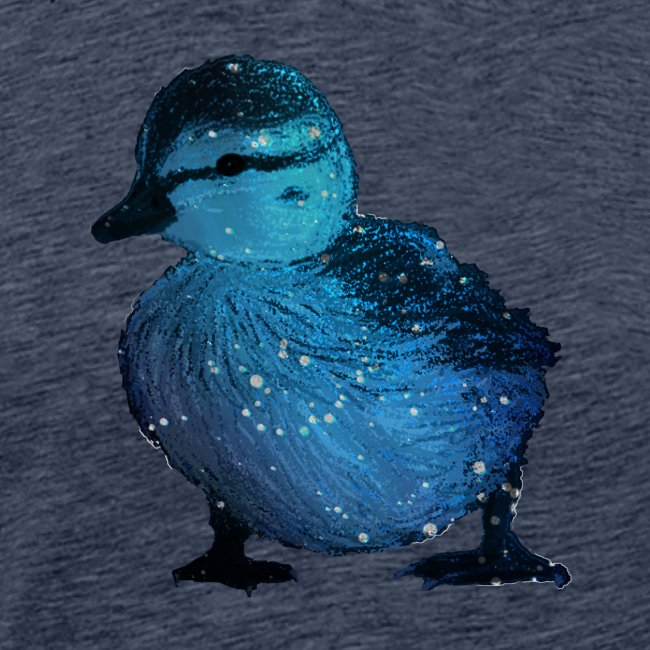 Galaxy Duckling
