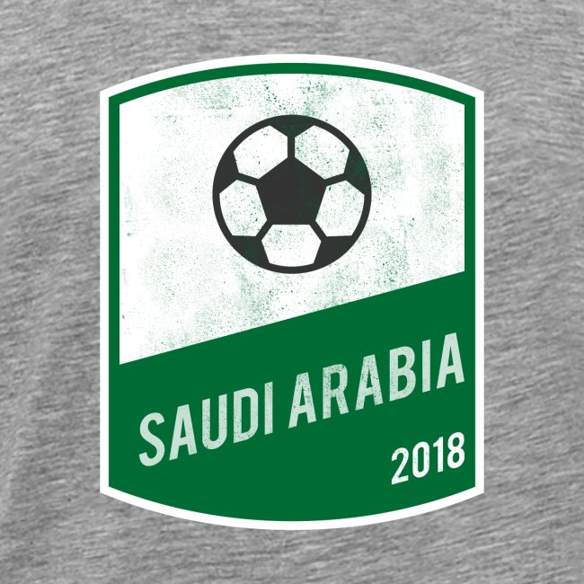 Saudi Arabia Team - World Cup - Russia 2018