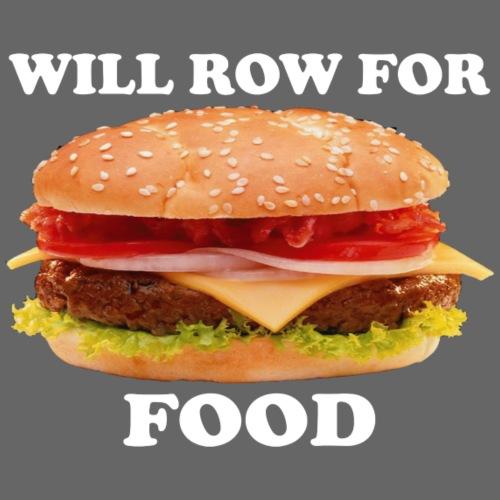 row4food new - Men's Premium T-Shirt