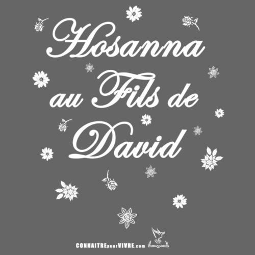 Hosanna - T-shirt premium pour hommes