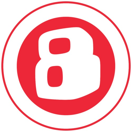 Cre8sian Project 8 Logo - Men's Premium T-Shirt