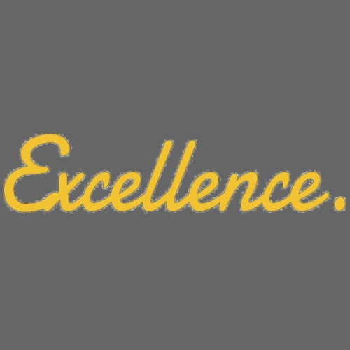 Excellence. - Men's Premium T-Shirt