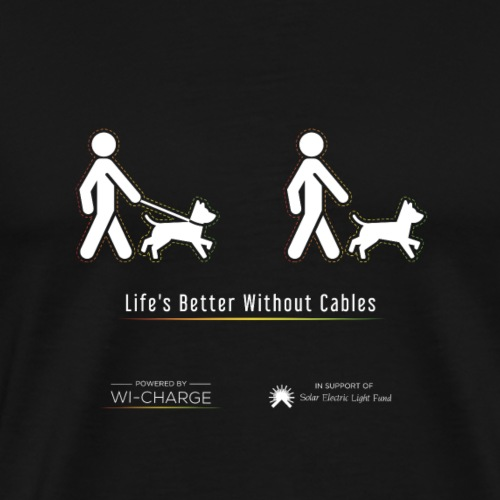 Life's better without cables : Dogs - SELF
