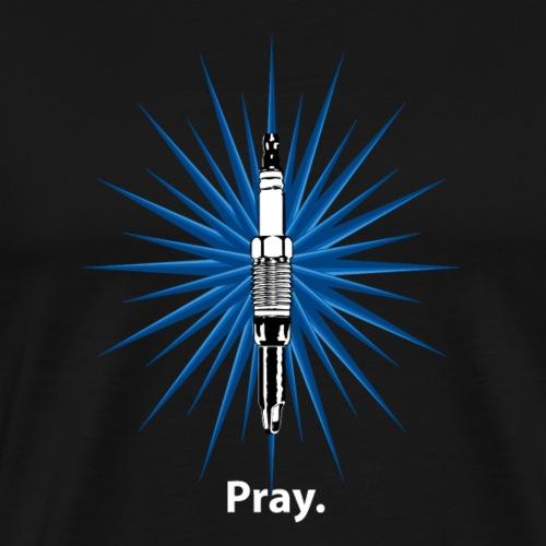 pray - Men's Premium T-Shirt