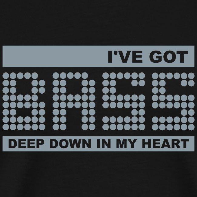 Bass in my Heart