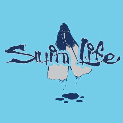 Swim Life - Men's Premium T-Shirt
