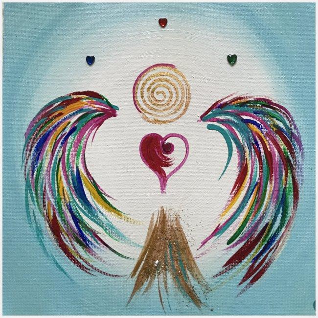 Heartangel Rainbow