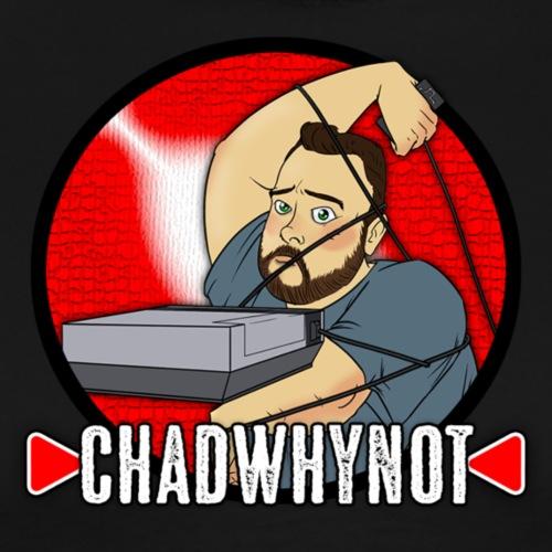 Chad Why Not - Men's Premium T-Shirt