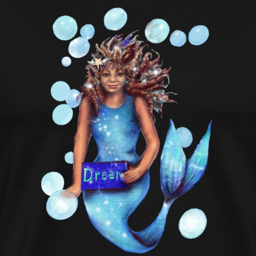 Mermaid dream - Men's Premium T-Shirt