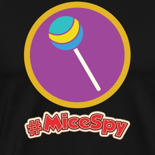 Candy Palace Explorer Badge - Men's Premium T-Shirt