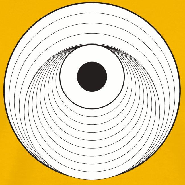Black Dirt Vortex Logo Light