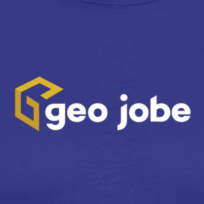 GEO Jobe Corp Logo White Text