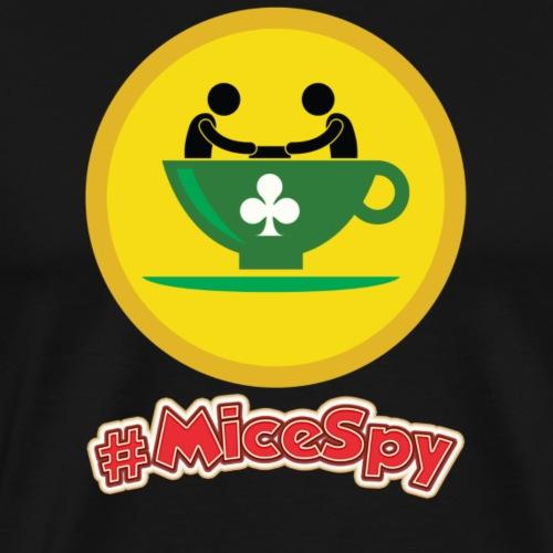 Mad Tea Party Explorer Badge - Men's Premium T-Shirt