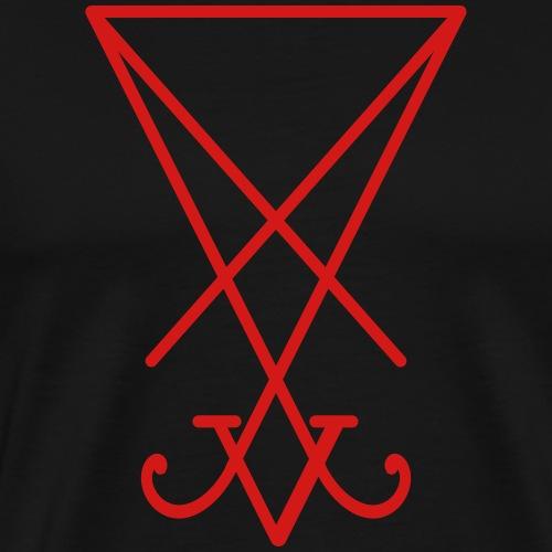 Lucifer Sigil - Men's Premium T-Shirt