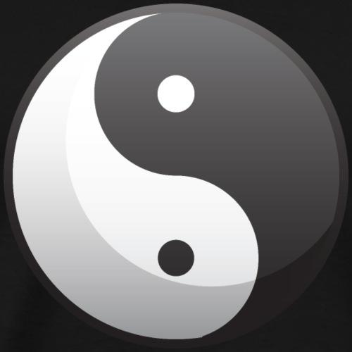 Yin Yang - Men's Premium T-Shirt