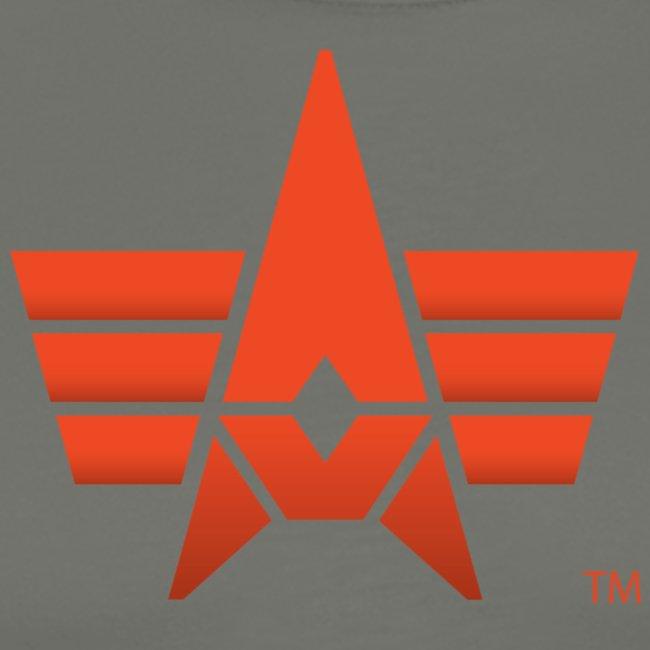 BHK Icon red stylized TM