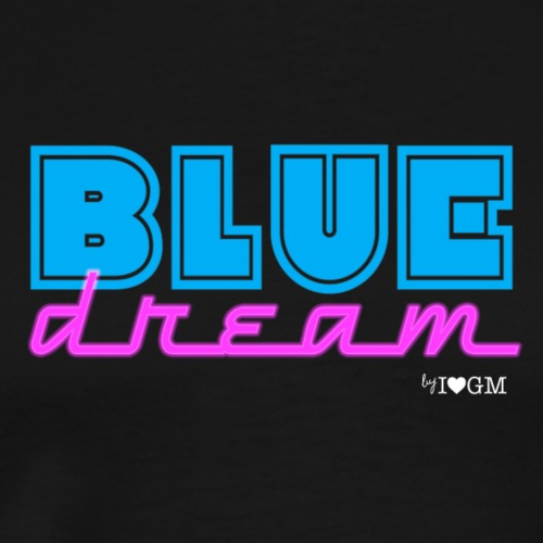Blue Dream - Men's Premium T-Shirt