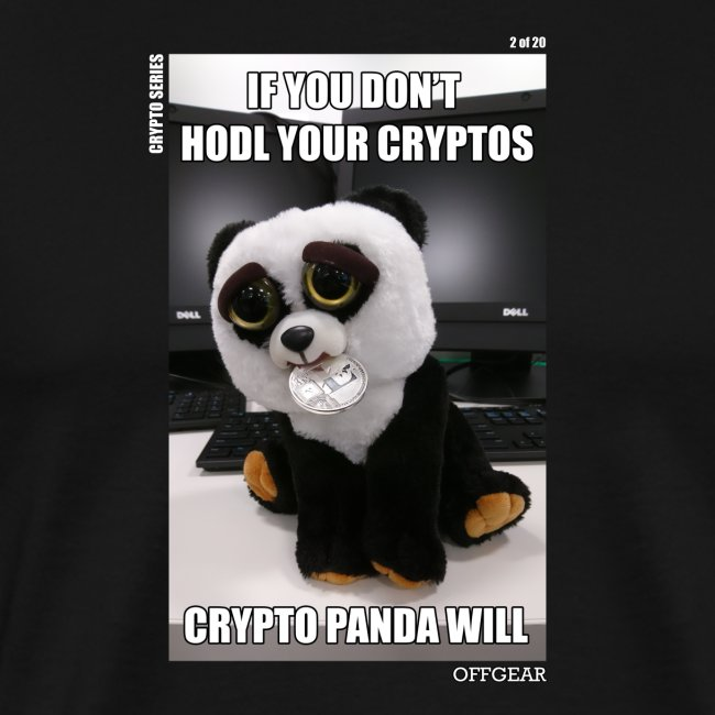 If Don't HODL Your Cryptos...