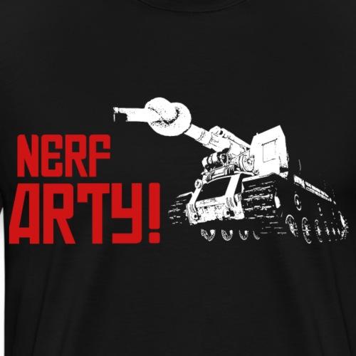 Nerf Arty - Men's Premium T-Shirt