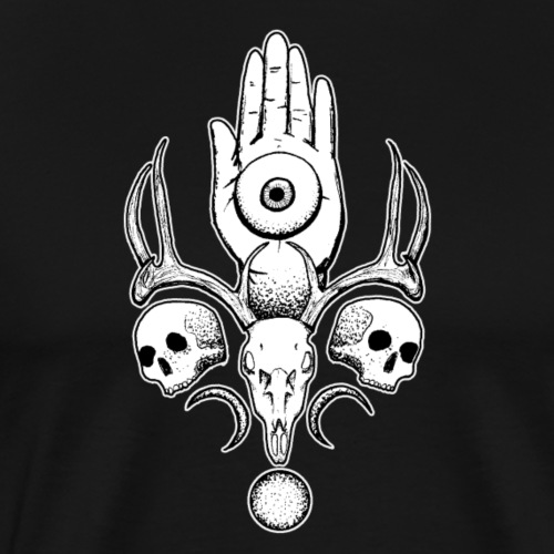 Deer Hand - Men's Premium T-Shirt
