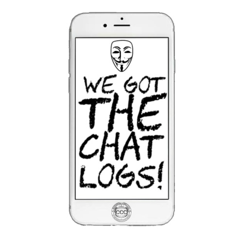 We Got The Chat Logs - Men's Premium T-Shirt