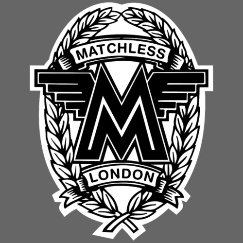 Matchless London emblem / AUTONAUT.com - Men's Premium T-Shirt