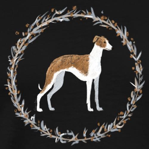 Whippet - Men's Premium T-Shirt