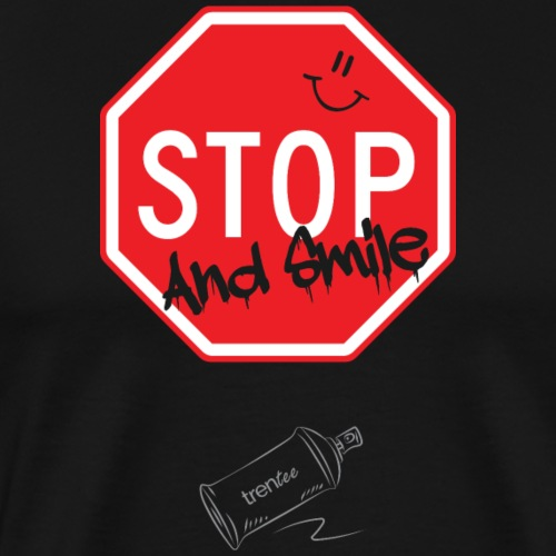 Stop (And Smile) Tag