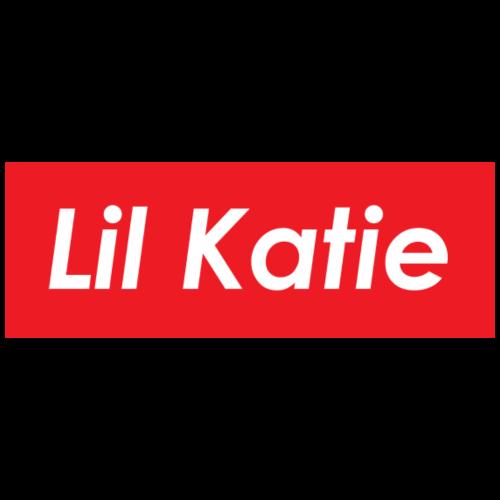 LIL KATIE BOX LOGO - Men's Premium T-Shirt