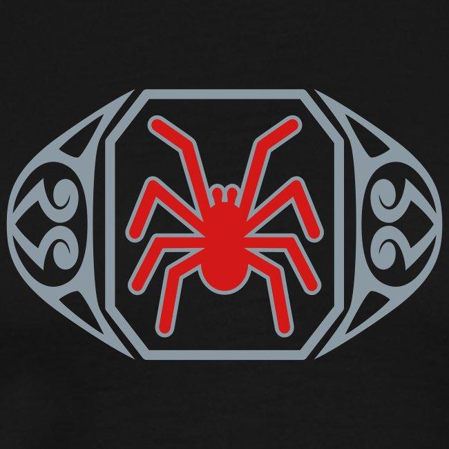 Spider Ring Metallic