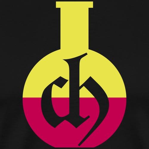 Chemistry bottle - Men's Premium T-Shirt