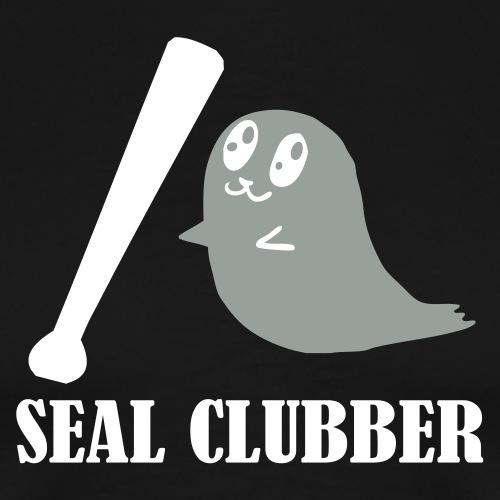 Seal Clubber - Men's Premium T-Shirt