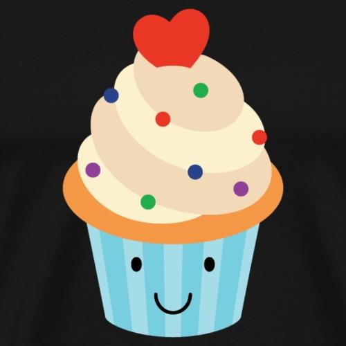 Cupcake Love - Men's Premium T-Shirt