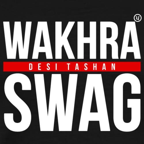Wakhra Swag W - Men's Premium T-Shirt