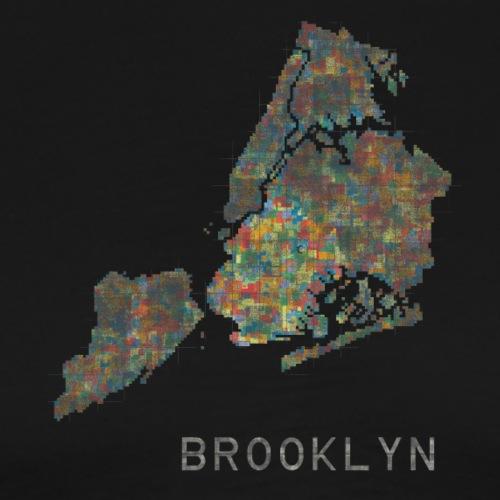 brooklyn ny - Men's Premium T-Shirt