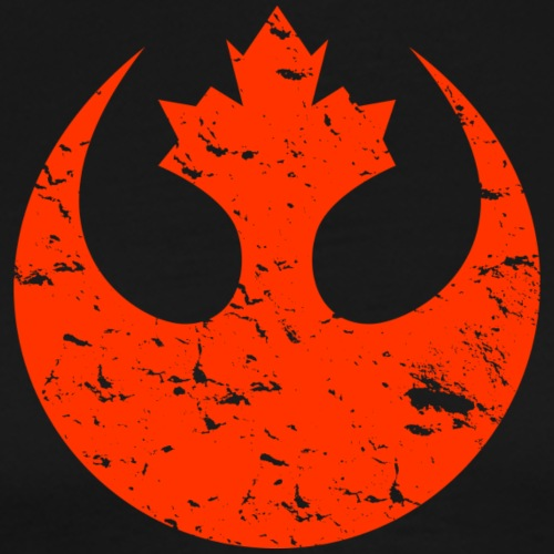 Canadian Rebel - Men's Premium T-Shirt